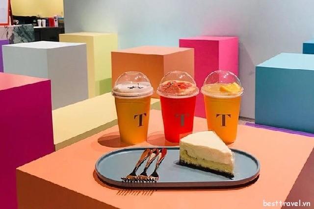 Đột nhập 3 quán cà phê siêu xinh giữa lòng thủ đô Seoul