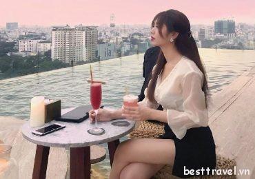 3 quán cà phê có hồ bơi ở Sài Gòn xinh lung linh cho hội mê sống ảo