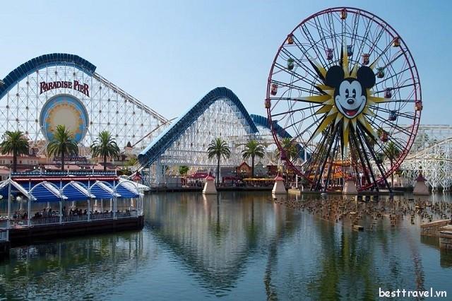 Disneyland – Công viên giải trí ấn tượng nhất tại Los Angeles