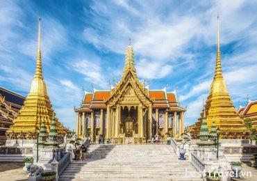 Khám phá 3 cung điện hoàng gia nổi tiếng ở Bangkok