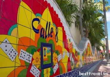 Những trải nghiệm ấn tượng tại khu phố Little Havana, Miami