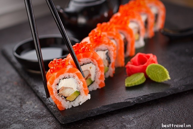 Địa chỉ nhà hàng ẩm thực nổi tiếng tại Orlando