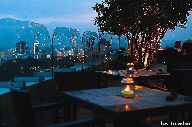 """""""Ghim ngay"""" 3 nhà hàng sang chảnh, view trọn Sài Gòn từ trên cao"""