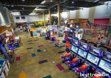 Helio Center – điểm vui chơi nằm ngay trung tâm thành phố Đà Nẵng