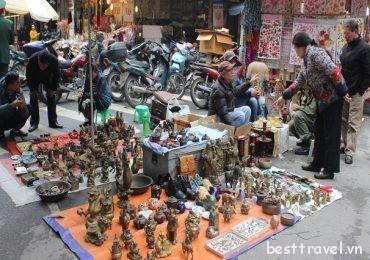 Những phiên chợ tết không thể bỏ lỡ ở Hà Nội