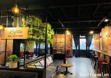 Những quán café hút khách nhất vào mùa tết ở Huế