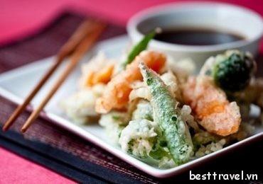 Danh sách những món ăn chay nổi tiếng ở Nhật Bản mà bạn nên thử