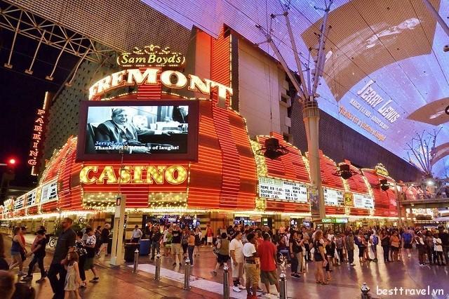 Những trải nghiệm thú vị nên thử một lần khi đến Las Vegas