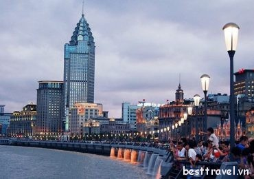 Top những điểm check in chưa bao giờ cũ ở Thượng Hải