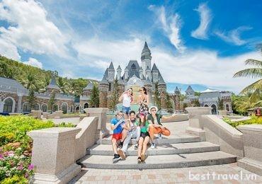 Tháng 7 quẩy tung các khu vui chơi náo nhiệt nhất Việt Nam