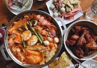 Những địa chỉ thưởng thức món Hàn ấm nóng ngày se lạnh tháng 11 ở Hà Nội