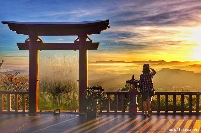 Note ngay địa chỉ 5 ngôi chùa có kiến trúc Nhật tuyệt đẹp