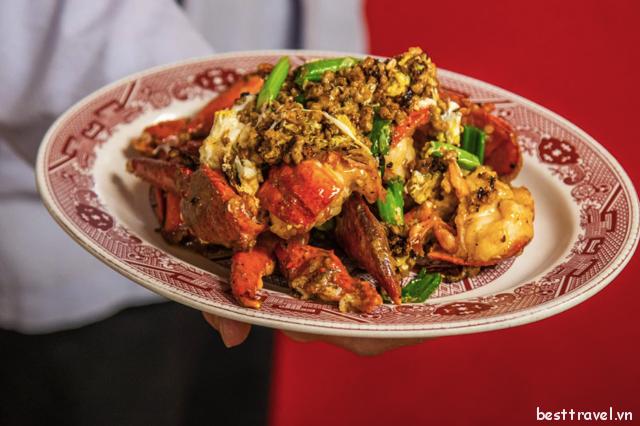Nếu bạn chưa biết nên ăn ở đâu tại Chinatown Manhattan, Hop Lee sẽ là gợi ý lý tưởng