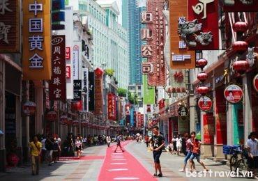 Save ngay 5 điểm mua sắm được yêu thích ở Trung Quốc