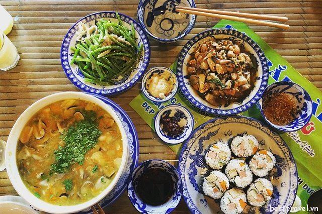 Ẩm thực chay – lựa chọn ăn uống vào dịp Tết ở Huế