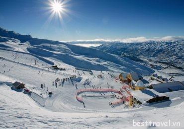Những điểm đến lý tưởng để trải nghiệm mùa đông ở New Zealand