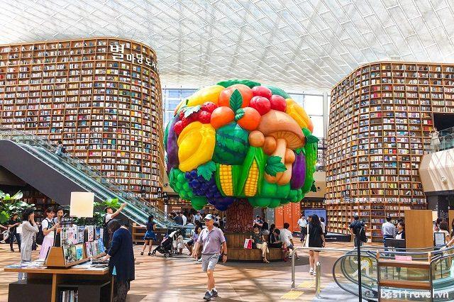 Top 3 trung tâm mua sắm hàng đầu tại Seoul