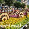 Bắt sóng những tọa độ du xuân đặc sắc tại Sài Gòn