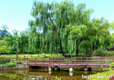 Top 3 công viên sinh thái nổi tiếng nhất tại Seoul